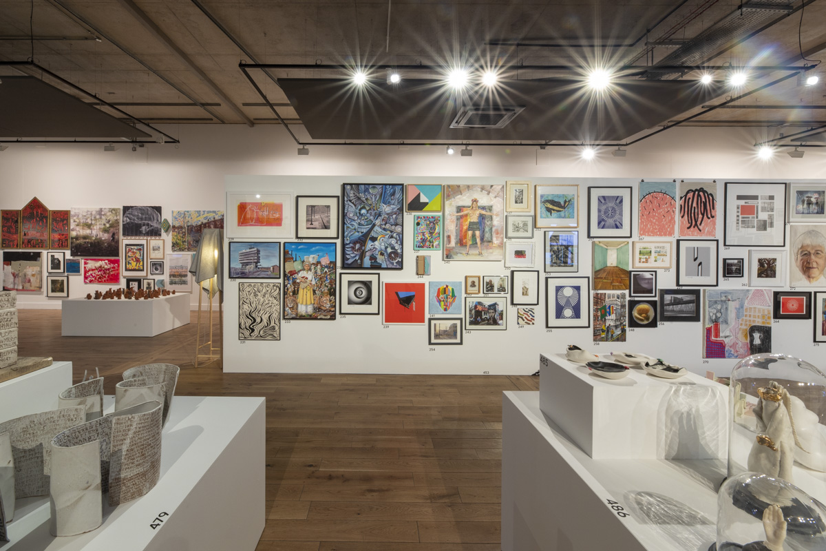 The Manchester Open Exhibition 2020: Online