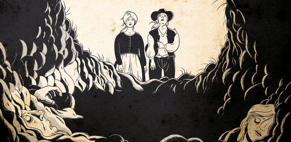 Nick Burton: Our Plague Year